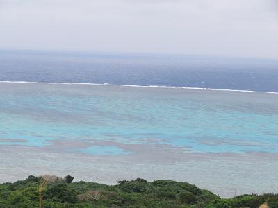 小浜島展望台からの海.png