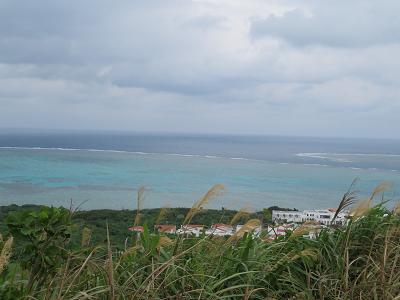 小浜島展望台からの海1.png